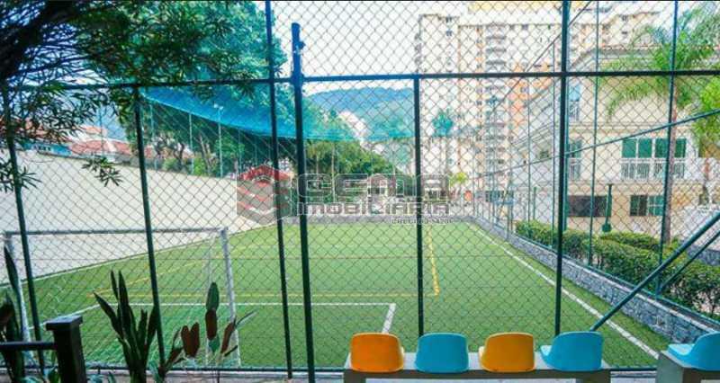 6.c de futebol - Apartamento 3 quartos à venda Tijuca, Zona Norte RJ - R$ 690.000 - LAAP34617 - 14