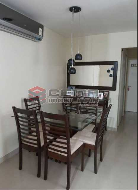 7.1 sala - Apartamento 3 quartos à venda Tijuca, Zona Norte RJ - R$ 690.000 - LAAP34617 - 3