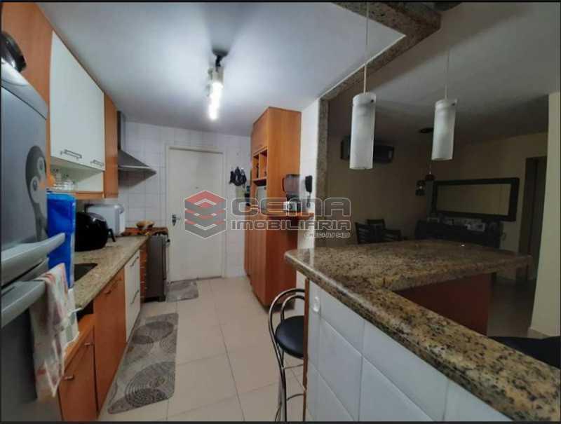 7.2.sala - Apartamento 3 quartos à venda Tijuca, Zona Norte RJ - R$ 690.000 - LAAP34617 - 13