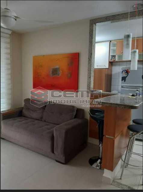 7.sala - Apartamento 3 quartos à venda Tijuca, Zona Norte RJ - R$ 690.000 - LAAP34617 - 4