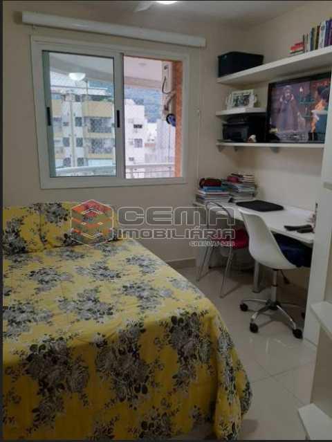 10.qto.2 - Apartamento 3 quartos à venda Tijuca, Zona Norte RJ - R$ 690.000 - LAAP34617 - 10