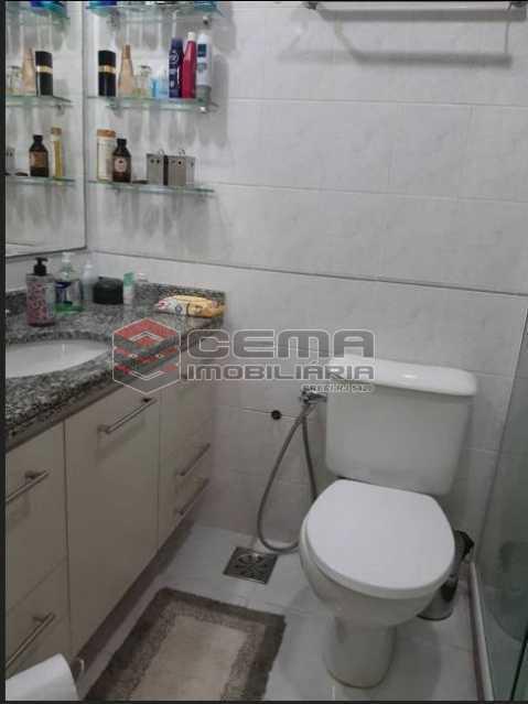 11.banh - Apartamento 3 quartos à venda Tijuca, Zona Norte RJ - R$ 690.000 - LAAP34617 - 11