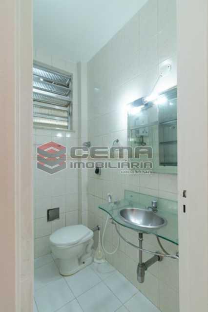 Banheiro - Apartamento 1 quarto para alugar Botafogo, Zona Sul RJ - R$ 1.800 - LAAP13059 - 13