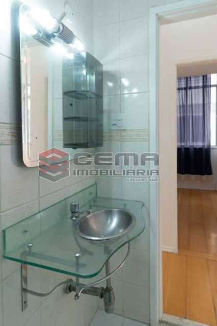 Banheiro - Apartamento 1 quarto para alugar Botafogo, Zona Sul RJ - R$ 1.800 - LAAP13059 - 14