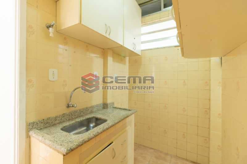 Cozinha - Apartamento 1 quarto para alugar Botafogo, Zona Sul RJ - R$ 1.800 - LAAP13059 - 16