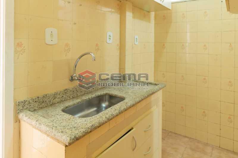 Cozinha - Apartamento 1 quarto para alugar Botafogo, Zona Sul RJ - R$ 1.800 - LAAP13059 - 17
