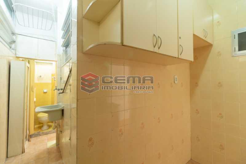 Cozinha - Apartamento 1 quarto para alugar Botafogo, Zona Sul RJ - R$ 1.800 - LAAP13059 - 19