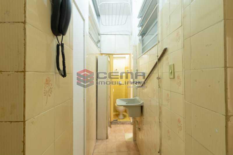 Dependência de serviço - Apartamento 1 quarto para alugar Botafogo, Zona Sul RJ - R$ 1.800 - LAAP13059 - 20