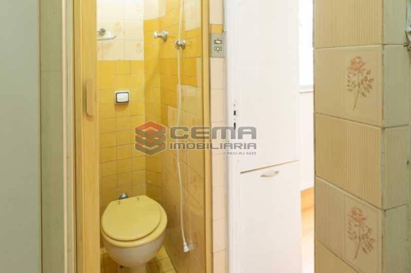 Dependência de serviço - Apartamento 1 quarto para alugar Botafogo, Zona Sul RJ - R$ 1.800 - LAAP13059 - 21