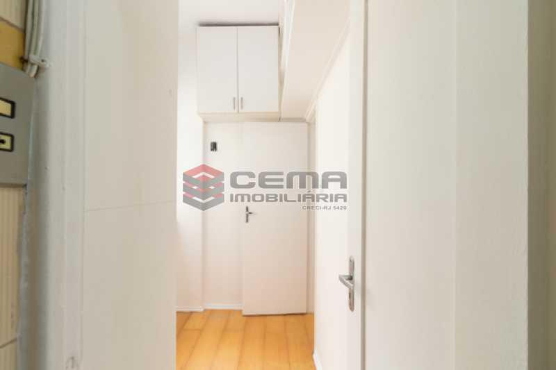 Dependência de serviço - Apartamento 1 quarto para alugar Botafogo, Zona Sul RJ - R$ 1.800 - LAAP13059 - 23