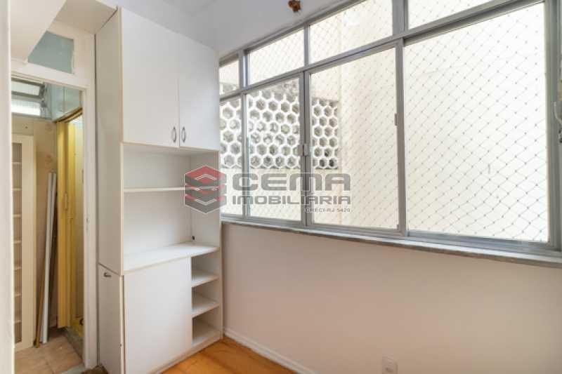 Dependência de serviço - Apartamento 1 quarto para alugar Botafogo, Zona Sul RJ - R$ 1.800 - LAAP13059 - 24
