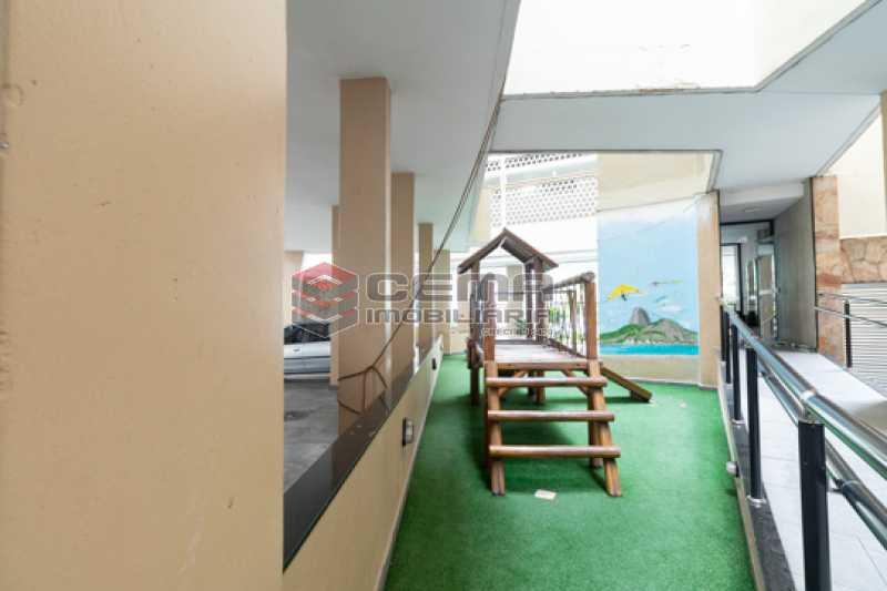 Playground - Apartamento 1 quarto para alugar Botafogo, Zona Sul RJ - R$ 1.800 - LAAP13059 - 26