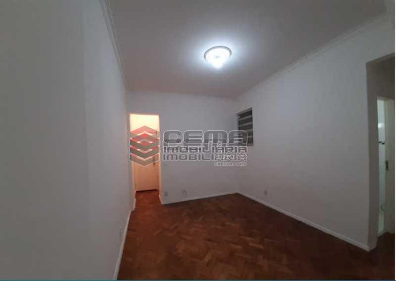 1.1.sala - Apartamento 1 quarto para alugar Laranjeiras, Zona Sul RJ - R$ 1.500 - LAAP13061 - 1