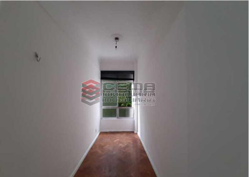 1.3.sala - Apartamento 1 quarto para alugar Laranjeiras, Zona Sul RJ - R$ 1.500 - LAAP13061 - 3