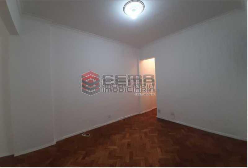 1.4.sala - Apartamento 1 quarto para alugar Laranjeiras, Zona Sul RJ - R$ 1.500 - LAAP13061 - 4