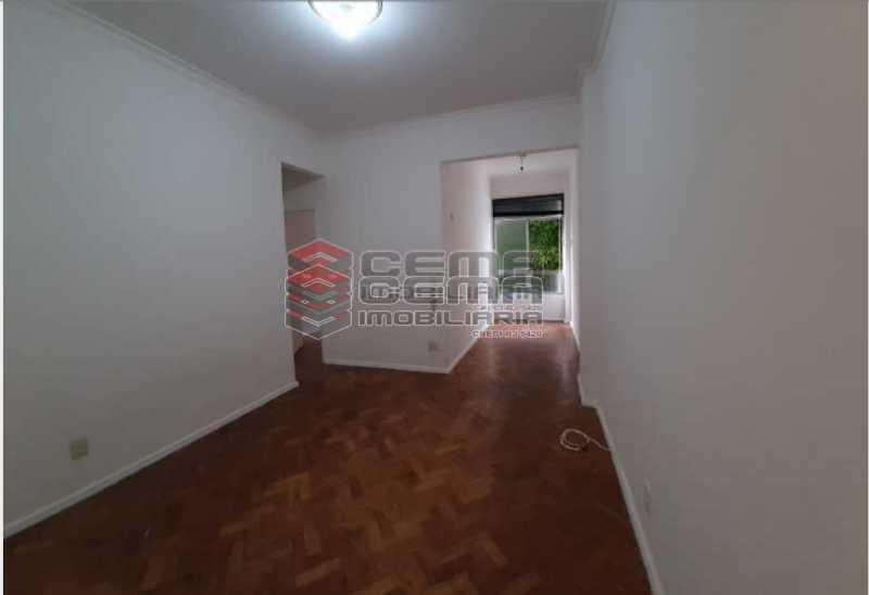 1sala - Apartamento 1 quarto para alugar Laranjeiras, Zona Sul RJ - R$ 1.500 - LAAP13061 - 5