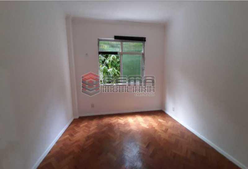 4.quarto - Apartamento 1 quarto para alugar Laranjeiras, Zona Sul RJ - R$ 1.500 - LAAP13061 - 9