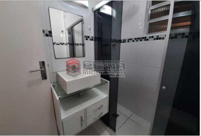 5.2.banh.social - Apartamento 1 quarto para alugar Laranjeiras, Zona Sul RJ - R$ 1.500 - LAAP13061 - 11