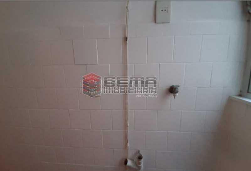7.1.área - Apartamento 1 quarto para alugar Laranjeiras, Zona Sul RJ - R$ 1.500 - LAAP13061 - 16