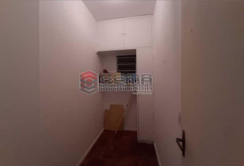 8.qto.serv - Apartamento 1 quarto para alugar Laranjeiras, Zona Sul RJ - R$ 1.500 - LAAP13061 - 19