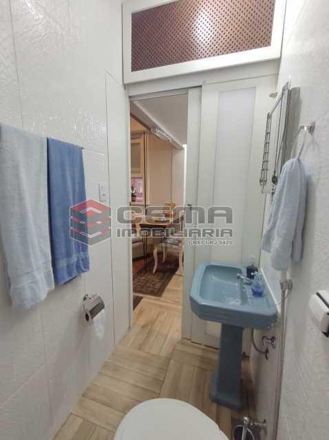 banheiro - Studio para home office e moradia na Praia do Flamengo - LAST10002 - 17