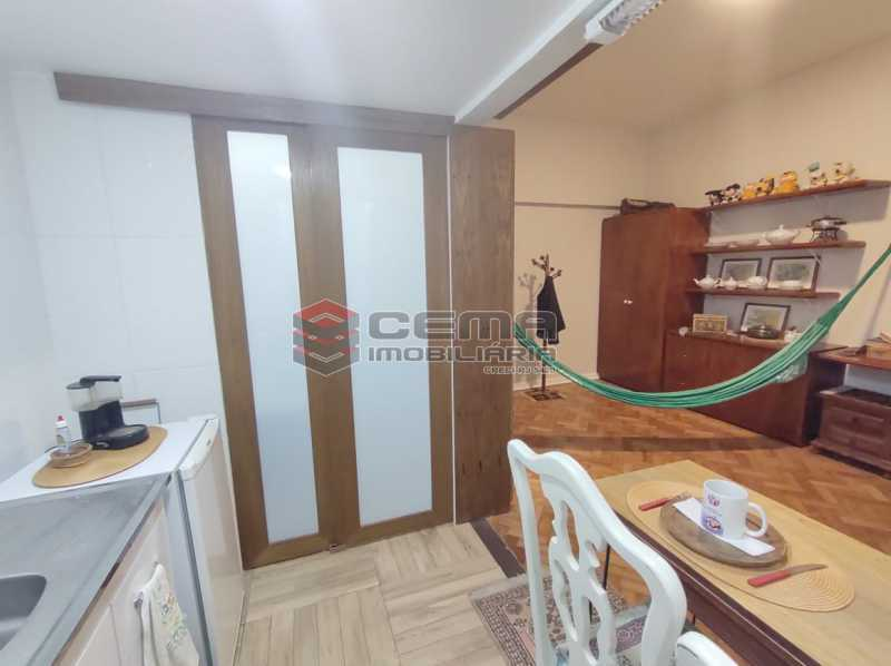 cozinha - Studio para home office e moradia na Praia do Flamengo - LAST10002 - 12