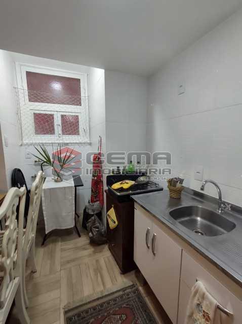 cozinha - Studio para home office e moradia na Praia do Flamengo - LAST10002 - 11