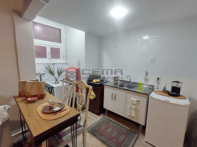 cozinha - Studio para home office e moradia na Praia do Flamengo - LAST10002 - 10