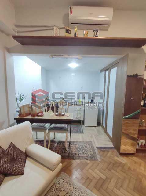 cozinha - Studio para home office e moradia na Praia do Flamengo - LAST10002 - 9