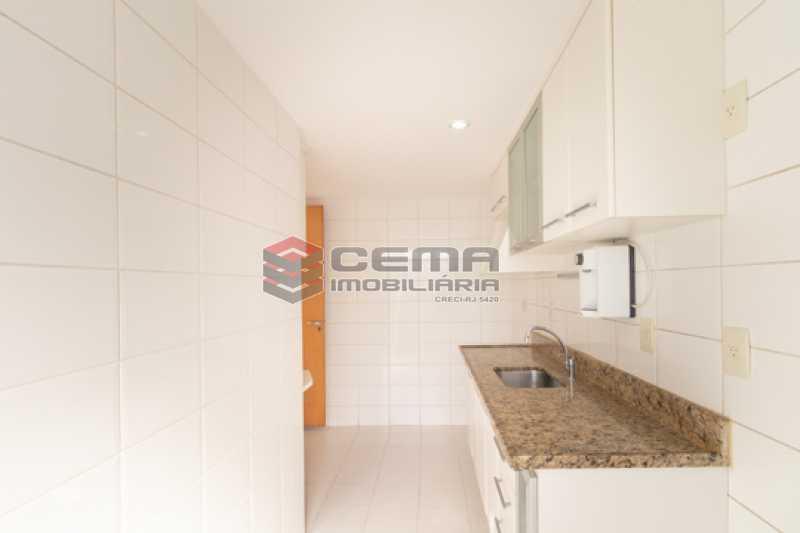 cozinha - Quartier Carioca. Apartamento 3 quartos com suíte e vaga no Catete - LAAP34624 - 25