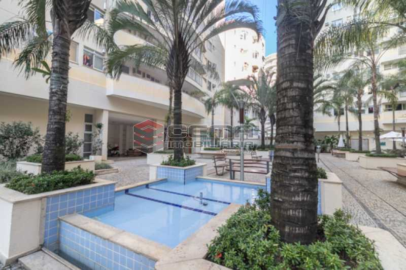 área comum - Quartier Carioca. Apartamento 3 quartos com suíte e vaga no Catete - LAAP34624 - 28