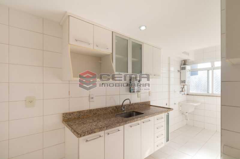 cozinha - Quartier Carioca. Apartamento 3 quartos com suíte e vaga no Catete - LAAP34624 - 23