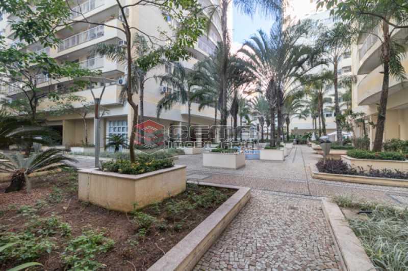 área comum - Quartier Carioca. Apartamento 3 quartos com suíte e vaga no Catete - LAAP34624 - 29