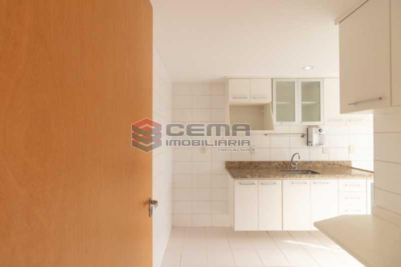 cozinha - Quartier Carioca. Apartamento 3 quartos com suíte e vaga no Catete - LAAP34624 - 22