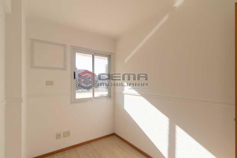 quarto 2  - Quartier Carioca. Apartamento 3 quartos com suíte e vaga no Catete - LAAP34624 - 14