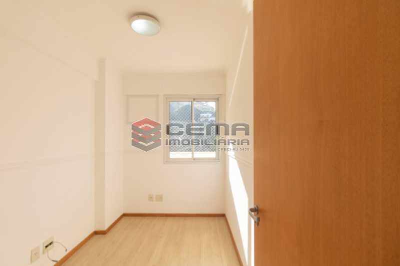 quarto 2  - Quartier Carioca. Apartamento 3 quartos com suíte e vaga no Catete - LAAP34624 - 12