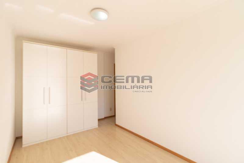 quarto 2  - Quartier Carioca. Apartamento 3 quartos com suíte e vaga no Catete - LAAP34624 - 13