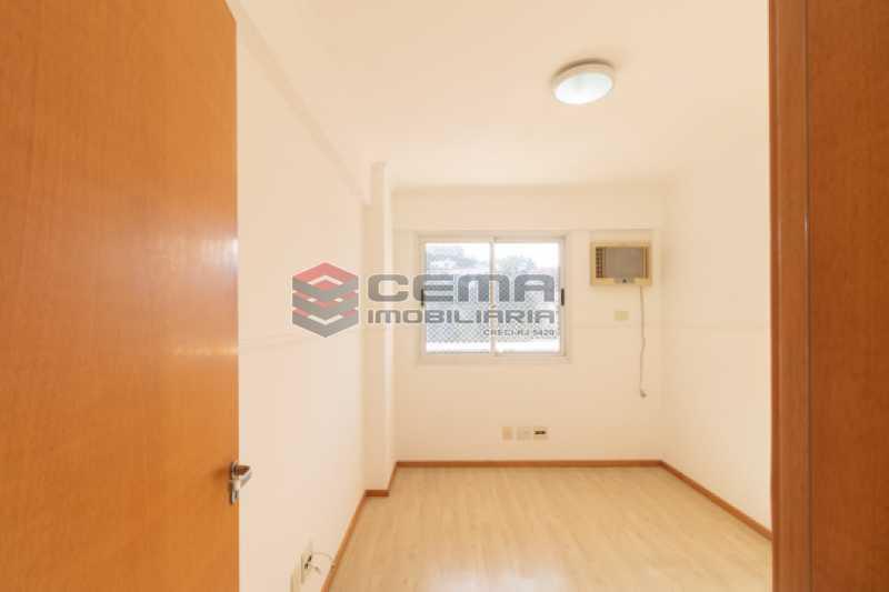 quarto 3 - Quartier Carioca. Apartamento 3 quartos com suíte e vaga no Catete - LAAP34624 - 16