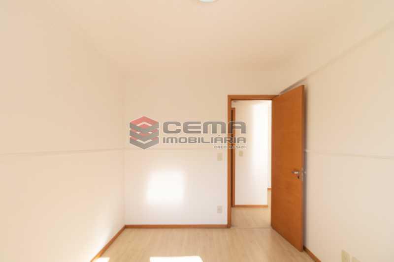quarto 3 - Quartier Carioca. Apartamento 3 quartos com suíte e vaga no Catete - LAAP34624 - 15