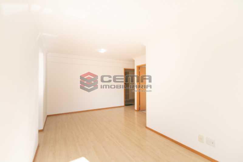 sala - Quartier Carioca. Apartamento 3 quartos com suíte e vaga no Catete - LAAP34624 - 6