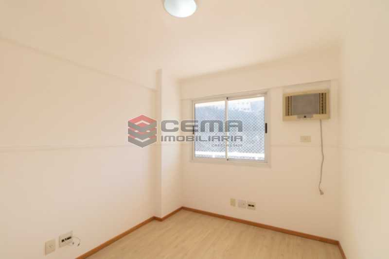 quarto 3 - Quartier Carioca. Apartamento 3 quartos com suíte e vaga no Catete - LAAP34624 - 17