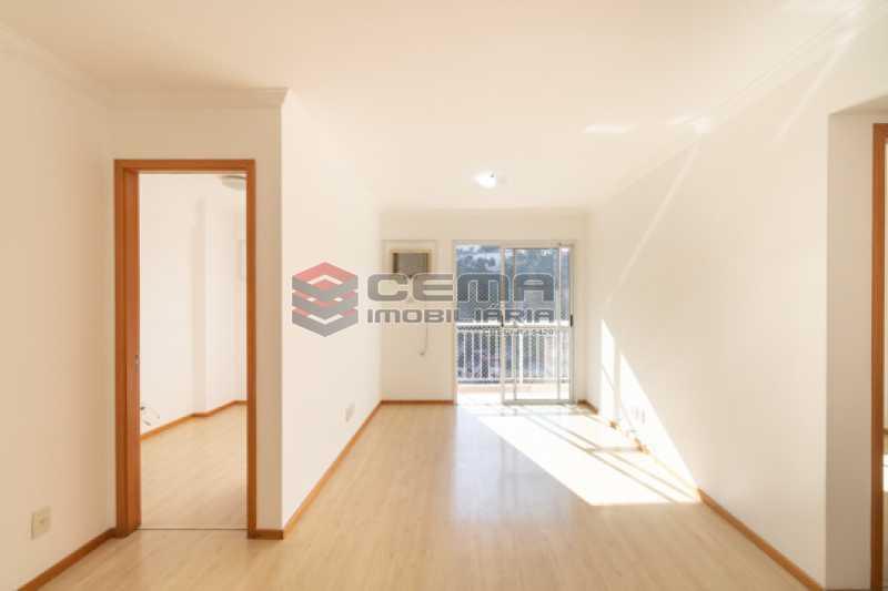sala - Quartier Carioca. Apartamento 3 quartos com suíte e vaga no Catete - LAAP34624 - 5