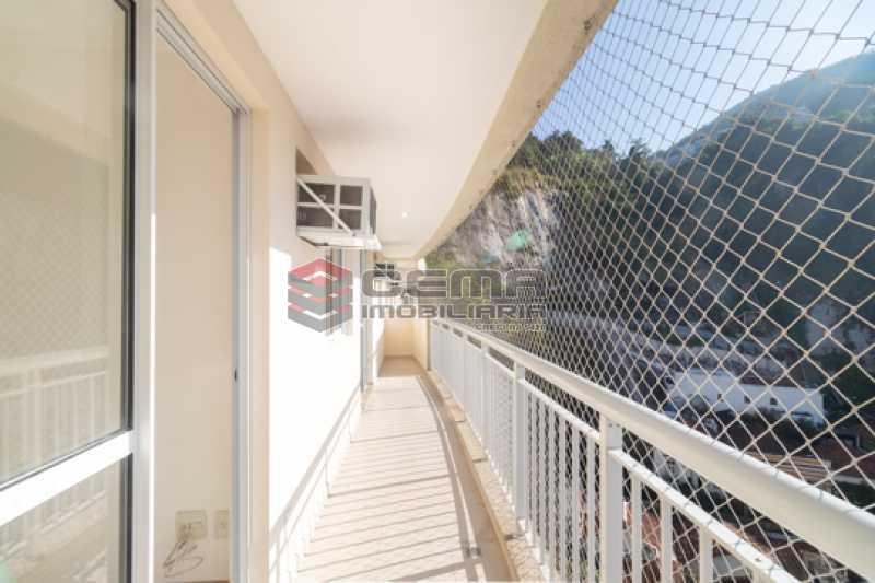 vista suite - Quartier Carioca. Apartamento 3 quartos com suíte e vaga no Catete - LAAP34624 - 10