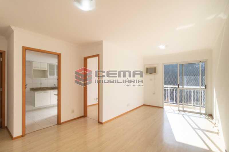 sala - Quartier Carioca. Apartamento 3 quartos com suíte e vaga no Catete - LAAP34624 - 4
