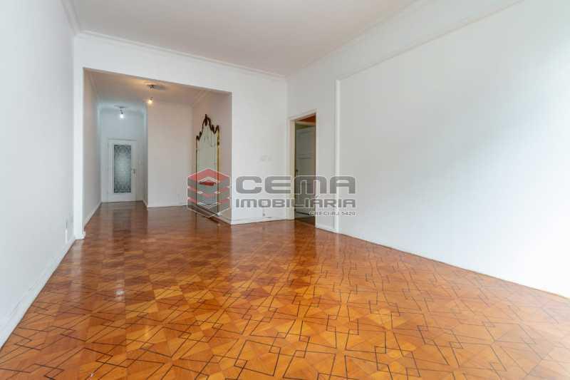 sala - Excelente oportunidade, na Rua Leopoldo Miguez, 3 quartos com vaga em Copacabana - LAAP34628 - 4