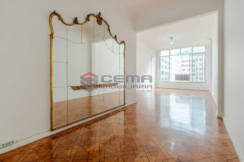 sala - Excelente oportunidade, na Rua Leopoldo Miguez, 3 quartos com vaga em Copacabana - LAAP34628 - 1