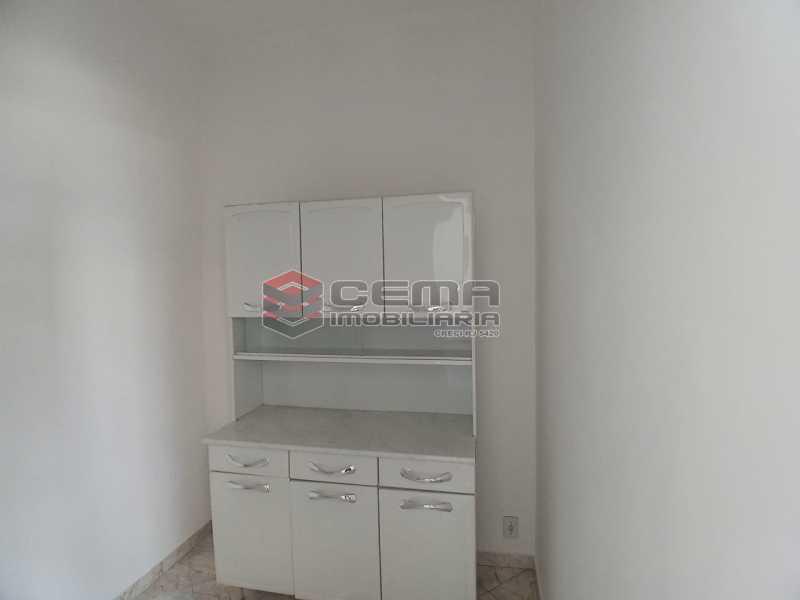 quarto de empregada - Apartamento 3 quartos à venda Tijuca, Rio de Janeiro - R$ 470.000 - LAAP34634 - 23