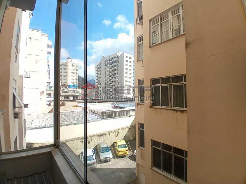 vista fundos - Apartamento 3 quartos à venda Tijuca, Rio de Janeiro - R$ 470.000 - LAAP34634 - 26