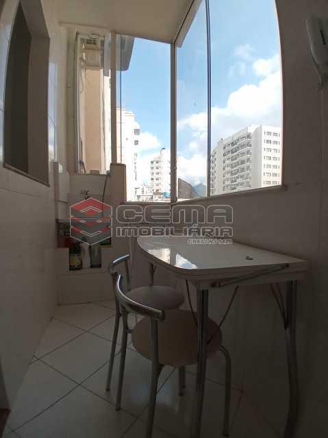 área de serviço - Apartamento 3 quartos à venda Tijuca, Rio de Janeiro - R$ 470.000 - LAAP34634 - 22