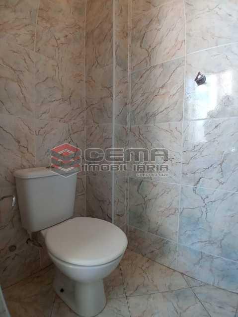 banheiro de empregada - Apartamento 3 quartos à venda Tijuca, Rio de Janeiro - R$ 470.000 - LAAP34634 - 27